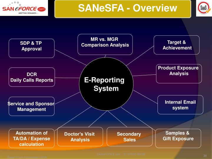 SANeSFA - Overview