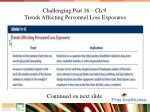 challenging part 16 ch 9 trends affecting personnel loss exposures1