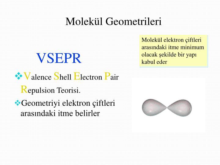 Molekül Geometrileri