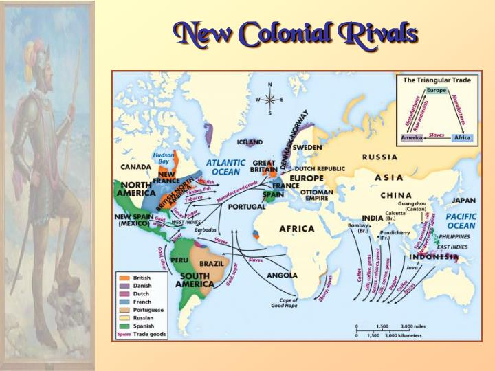 New Colonial Rivals