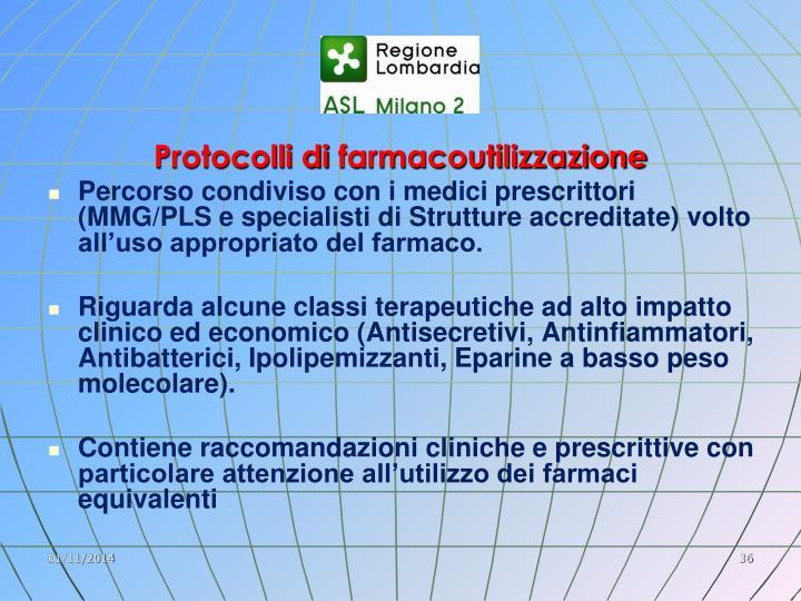 Protocolli di