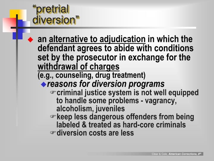 """pretrial"