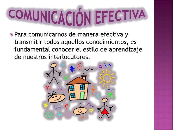 Comunicación efectiva