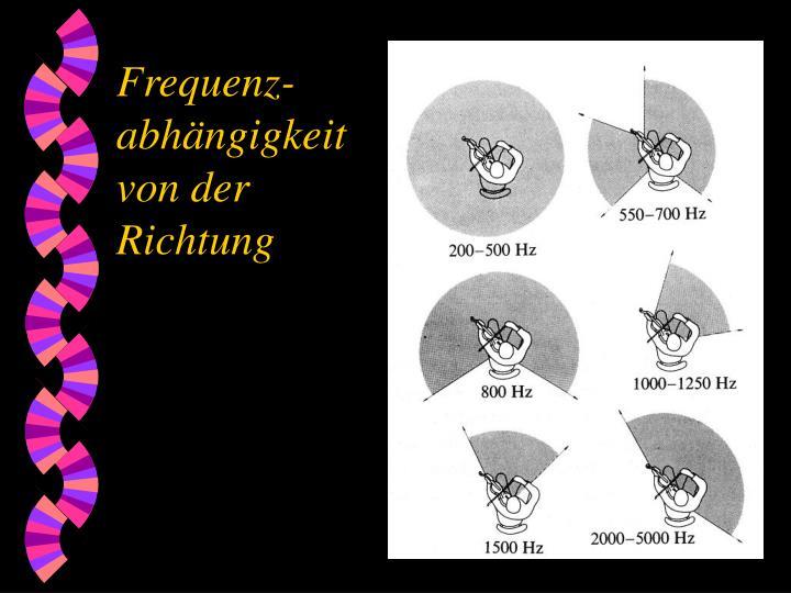 Frequenz-