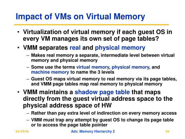 Adv. Memory Hieriarchy 2
