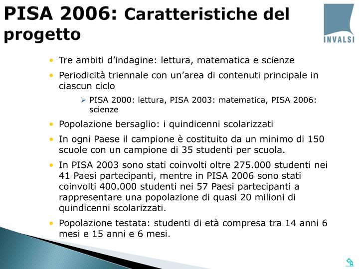 PISA 2006: