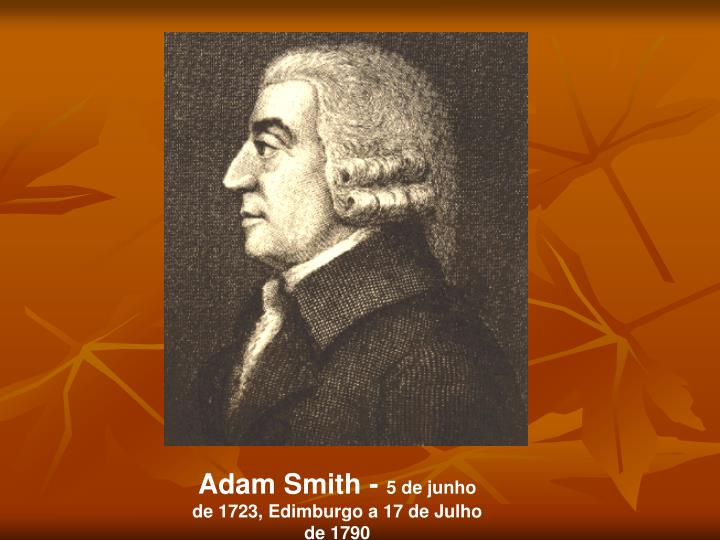 Adam Smith -