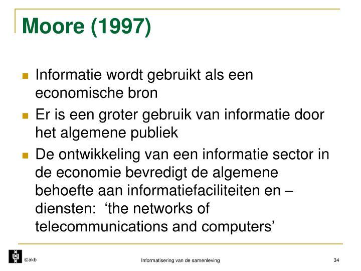 Moore (1997)