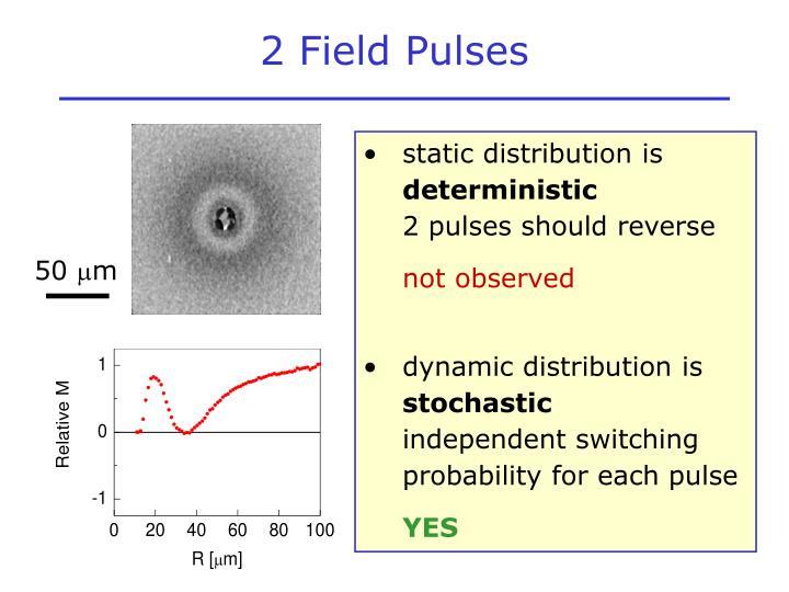 2 Field Pulses