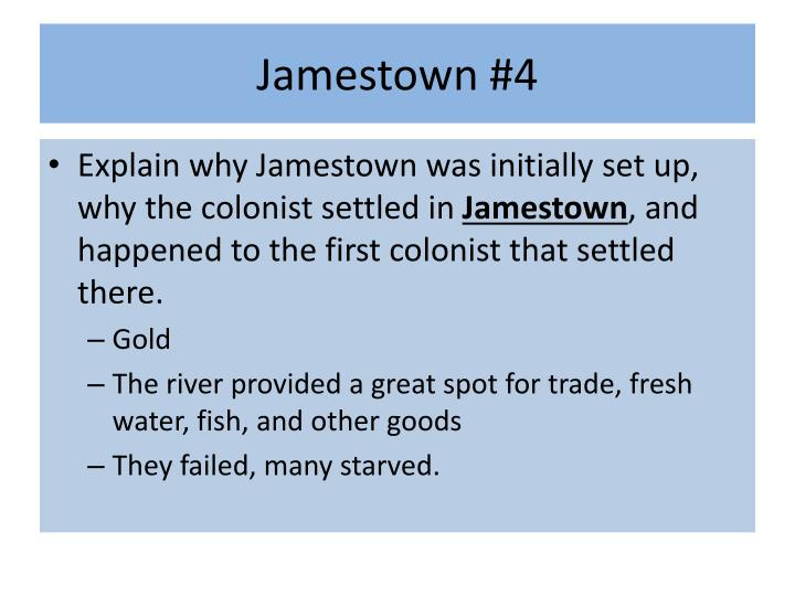 Jamestown #4