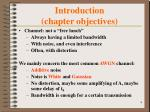 introduction chapter objectives1