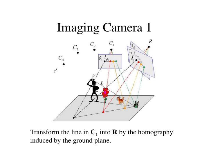 Imaging Camera 1