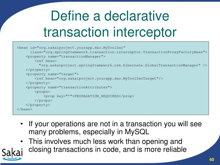 If your operations are not in a transaction you will see many problems, especially in MySQL