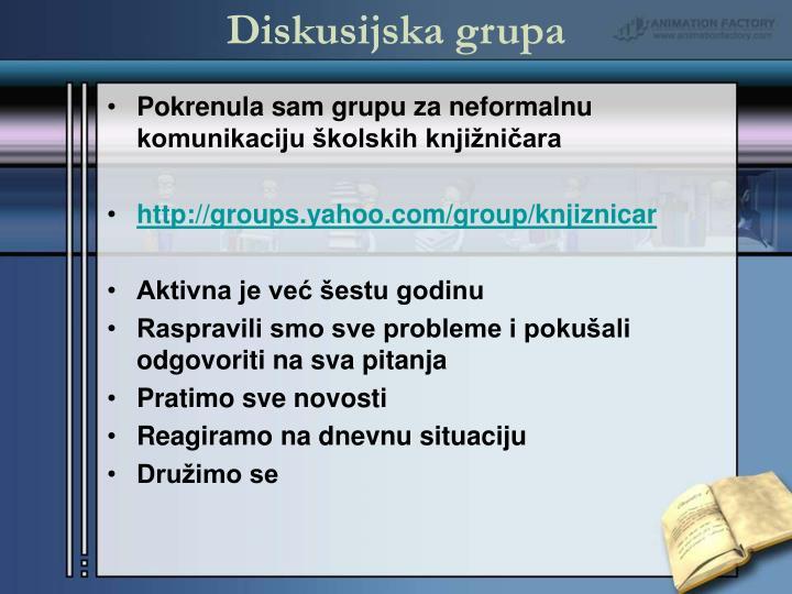 Diskusijska grupa