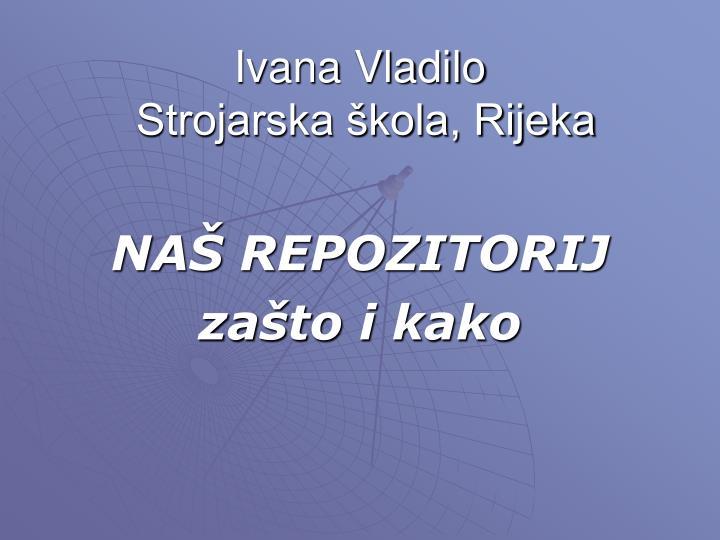 Ivana Vladilo