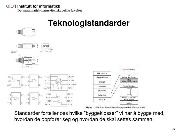 Teknologistandarder
