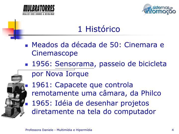 1 Histórico