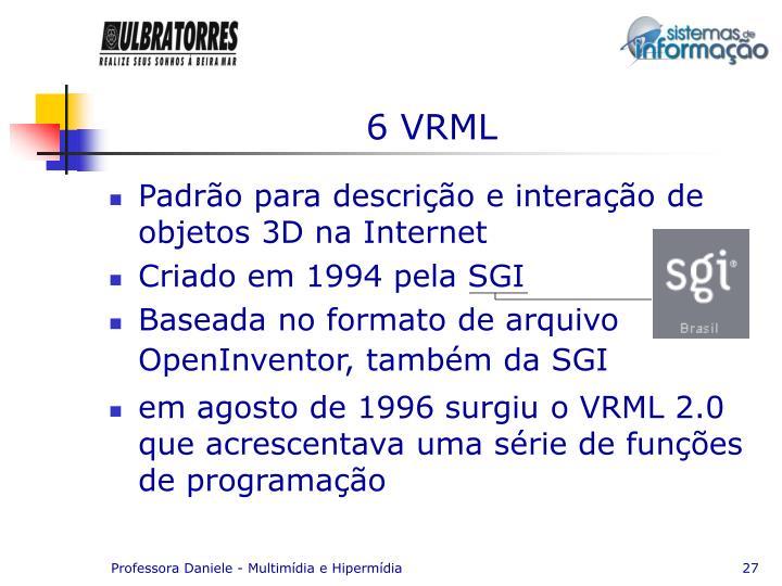 6 VRML