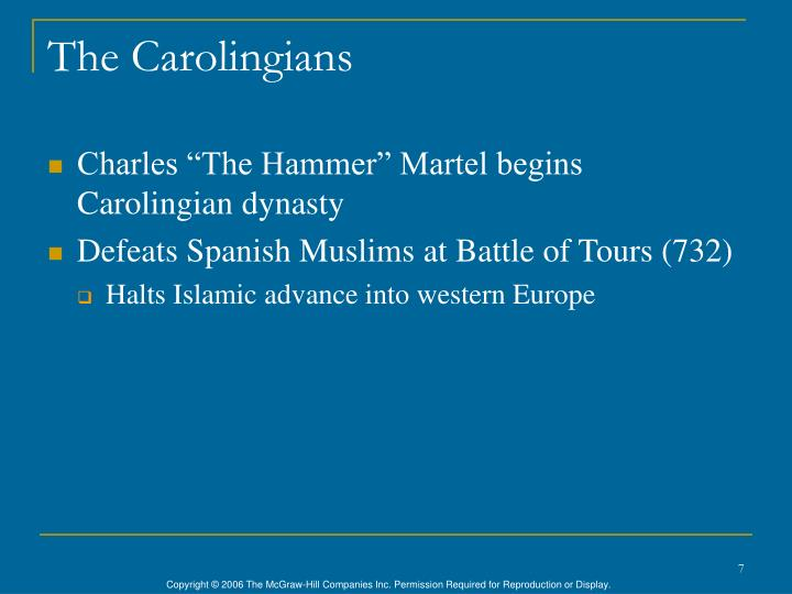 The Carolingians