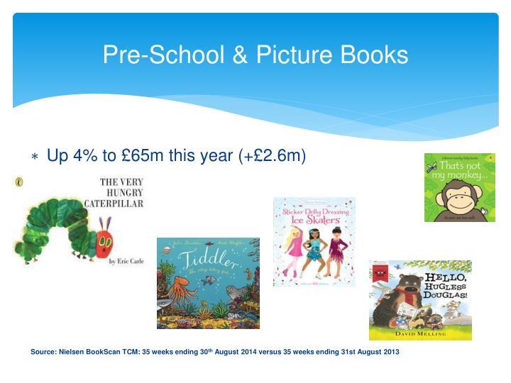 Pre-School & Picture Books