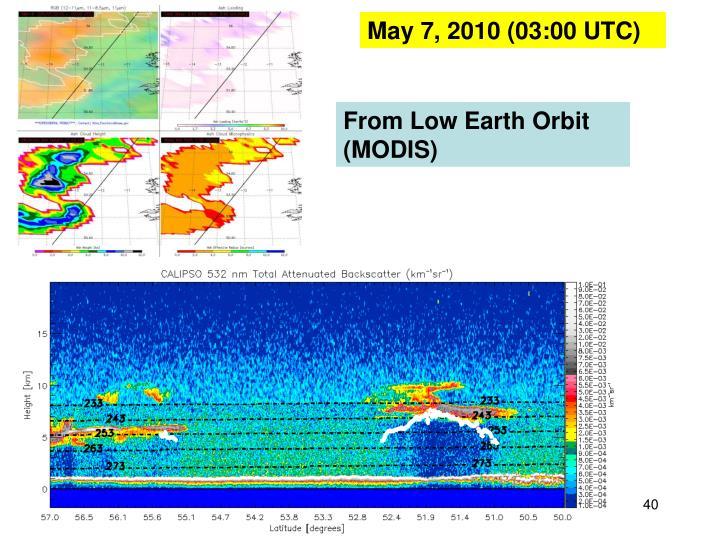 May 7, 2010 (03:00 UTC)
