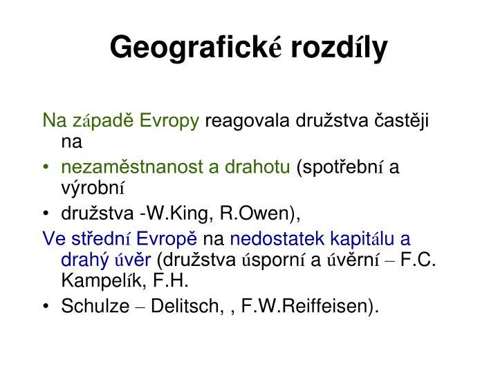 Geografick
