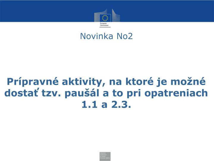 Novinka No2