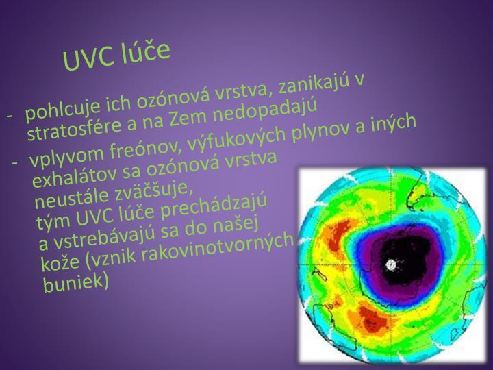 UVC lúče
