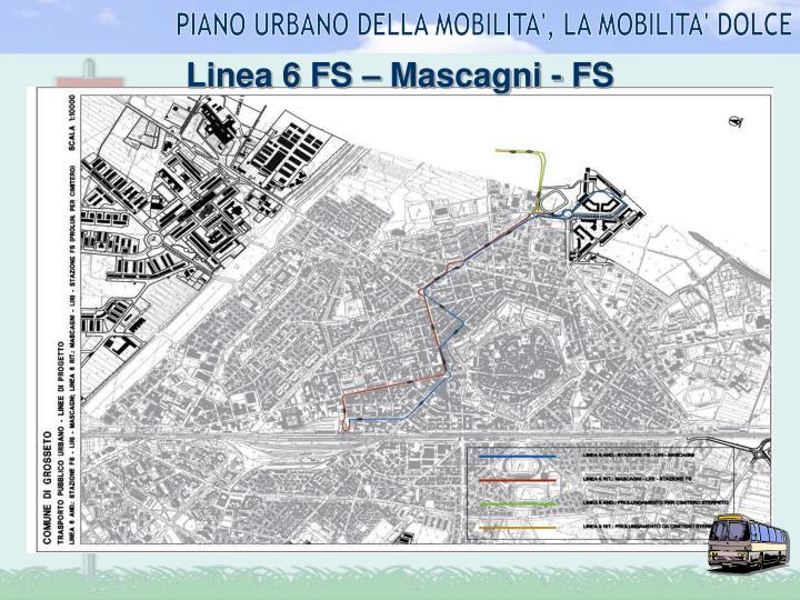 PIANO URBANO DELLA MOBILITA', LA MOBILITA' DOLCE