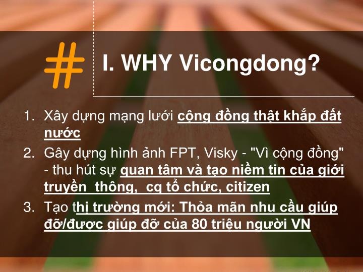 I why vicongdong
