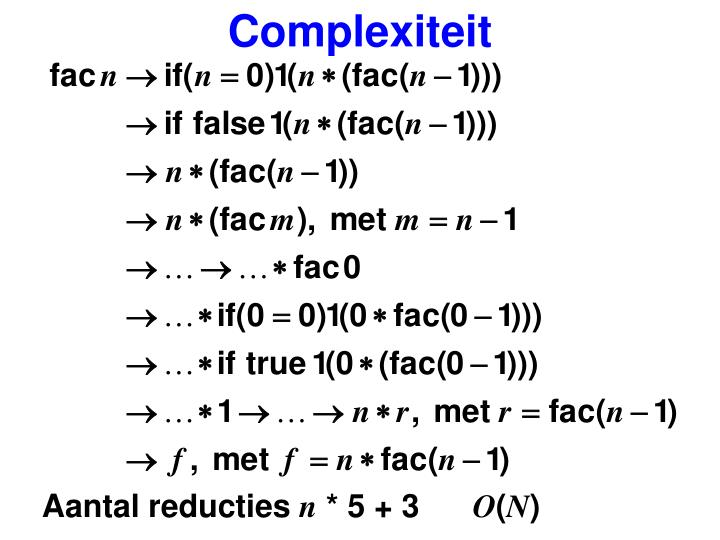 Complexiteit