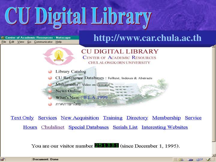 CU Digital Library