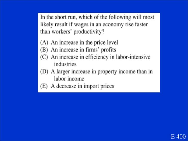 Question Number Four E