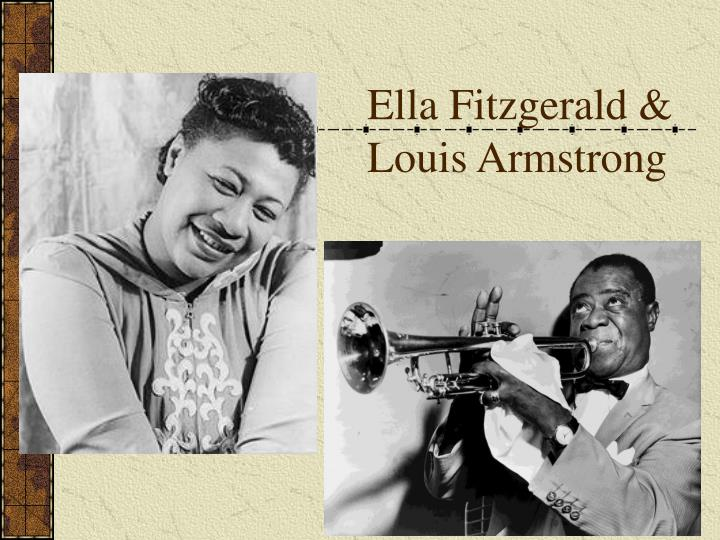 life of ella fitzgerald Early life ella fitzgerald was born in 1917 in newport news, virginia, united states to william and temperance tempie fitzgerald soon after ella was born, her parents separated she went to live in yonkers, new york with her mother and her mother's boyfriend, joseph da silva in 1923, fitzgerald's half-sister, frances da silva, was born.