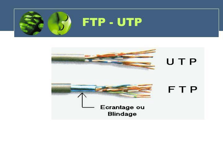 FTP - UTP