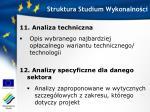 analiza techniczna opis wybranego najbardziej op acalnego wariantu technicznego technologii