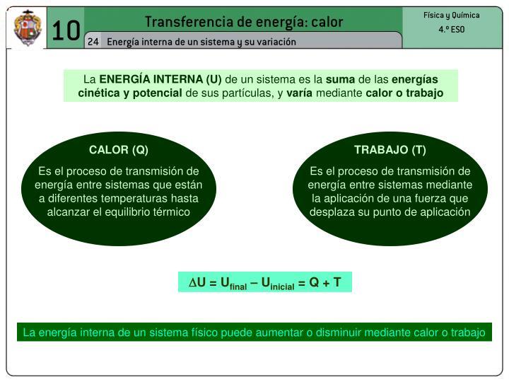 CALOR (Q)