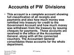accounts of pw divisions3