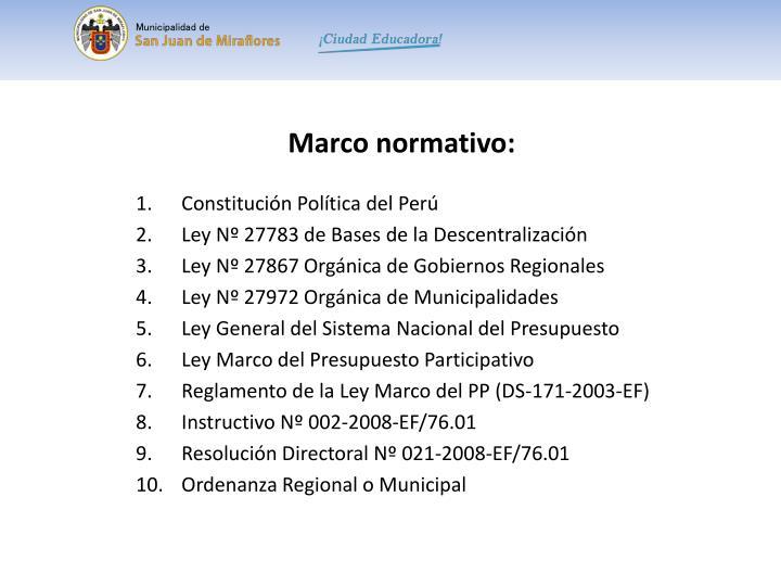 Municipalidad de