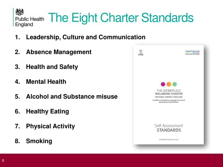 The Eight Charter Standards