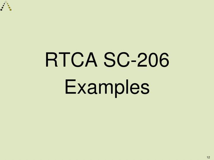 RTCA SC-206