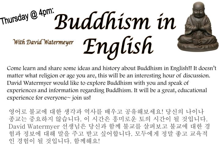Buddhism in