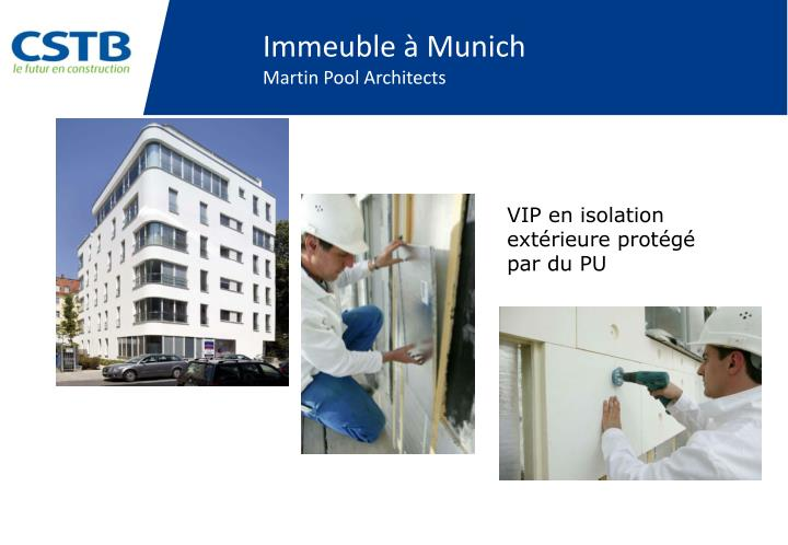 Immeuble à Munich