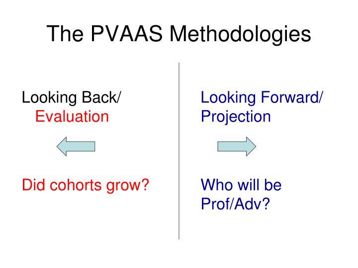 The PVAAS Methodologies