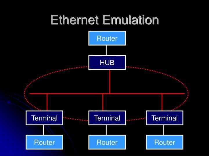 Ethernet Emulation