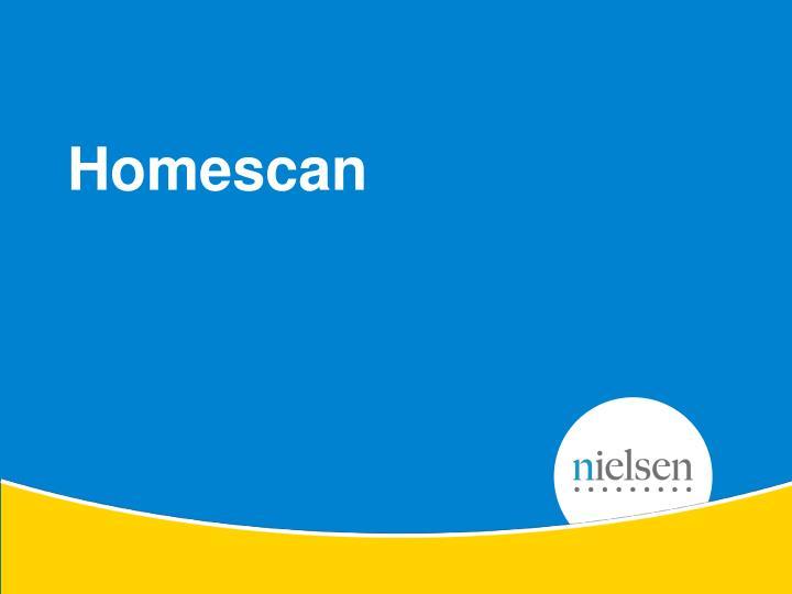 Homescan