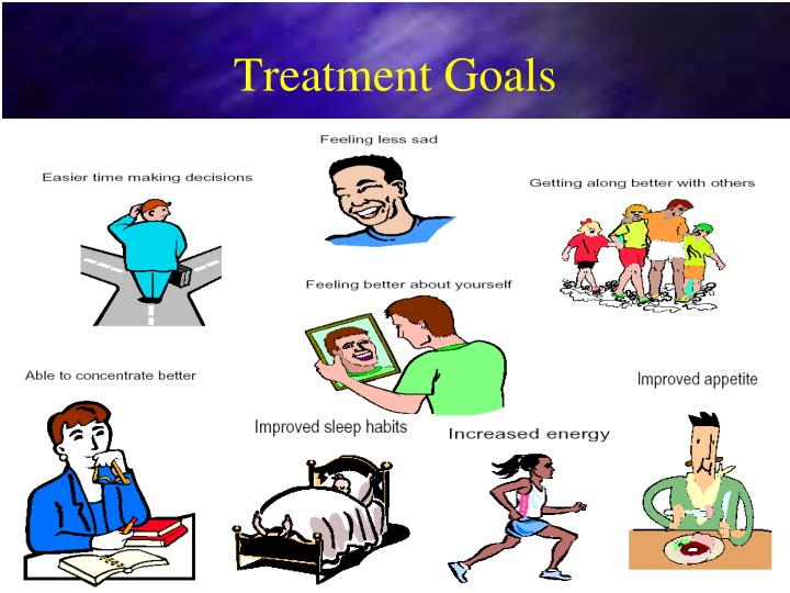 Treatment Goals