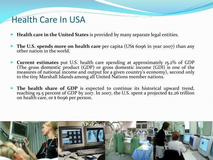 Health Care In USA