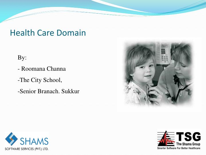 Health Care Domain