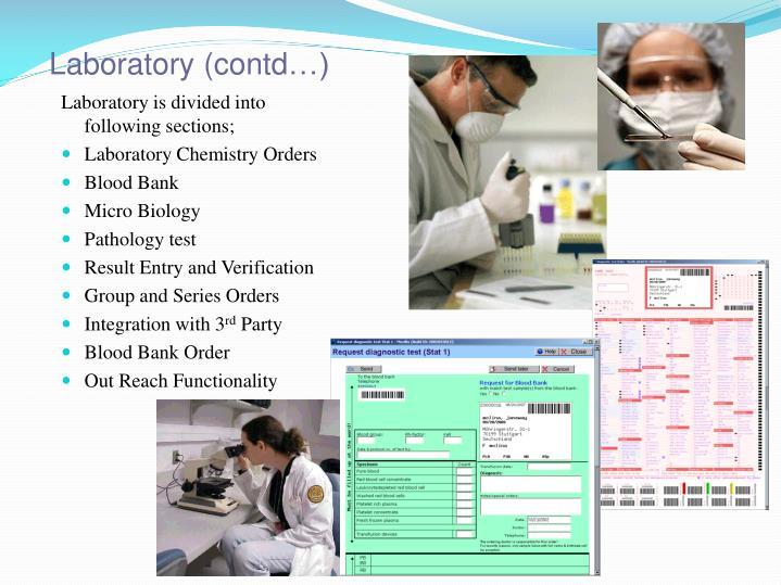 Laboratory (